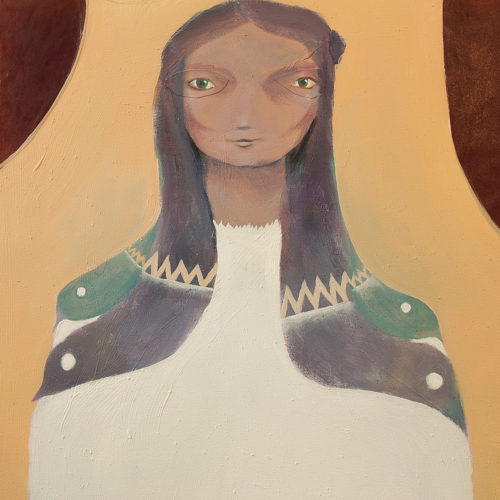 Antía Sánchez. Muller planeta