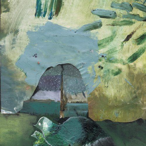 Antía Sánchez. Cavern without myth print