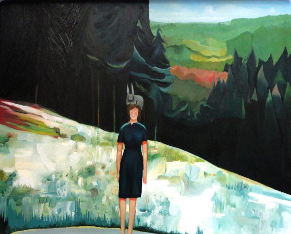 Antía Sánchez. Green tsunami
